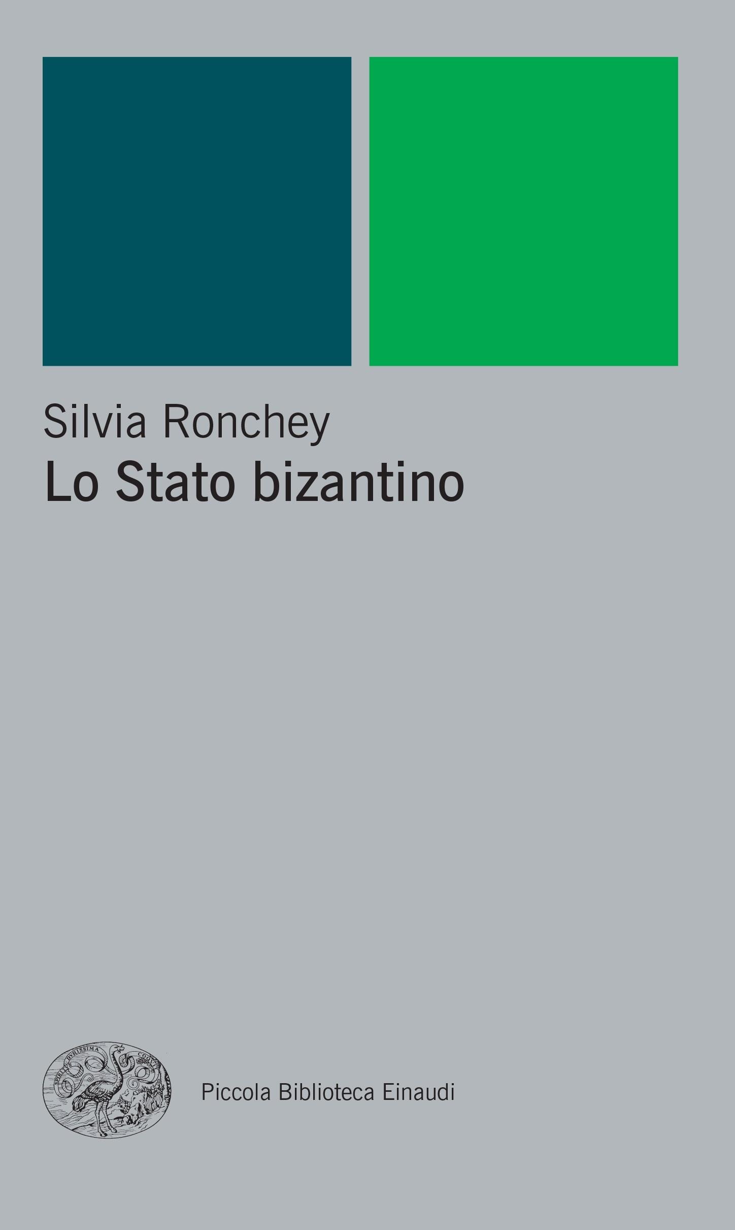 Cover Lo stato bizantino. 2.ed
